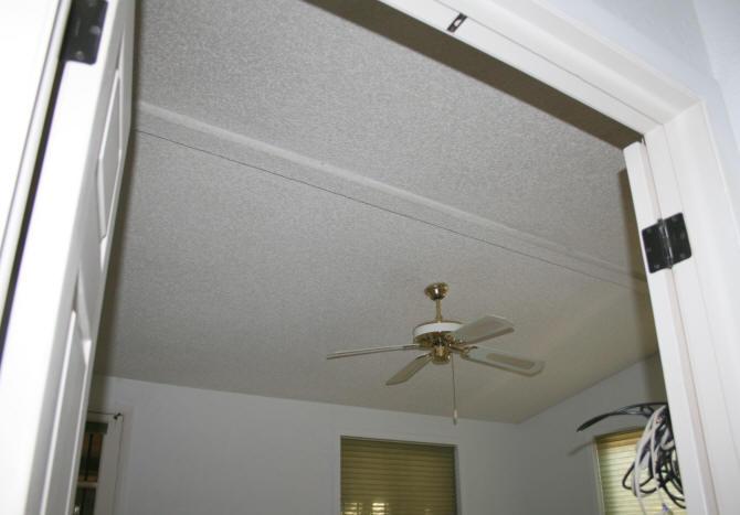 Laurel\'s Adventures in Home Repair - Ceiling Tiles