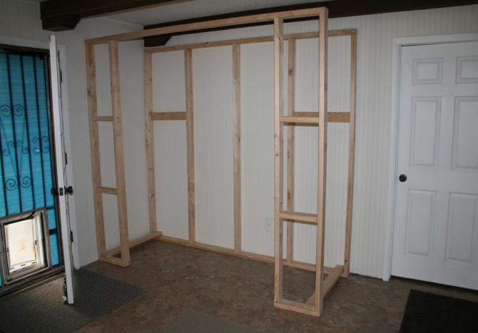 Building A Closet In An Existing Room Tcworks Org