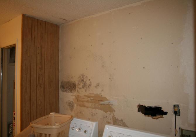 Laurels Adventures In Home Repair Leak In Main Bathroom Sink - Bathroom leak ceiling repair