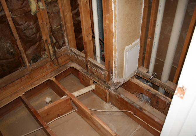 Laurel S Adventures In Home Repair Master Bath Shower
