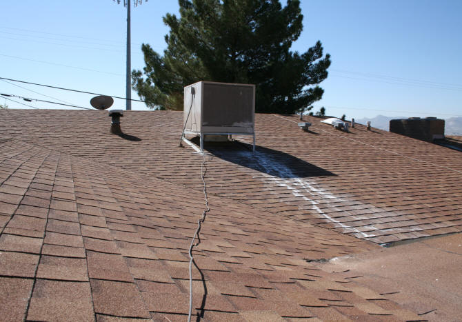 Evaporative Cooling Roof : Laurel s adventures in home repair how to winterize your