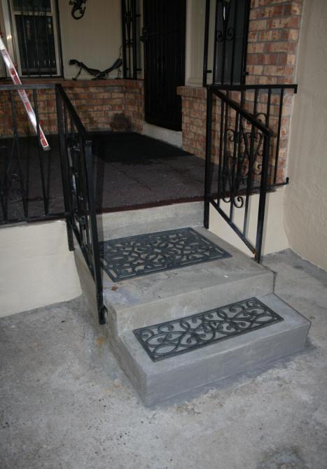 Laurel S Adventures In Home Repair Wrought Iron Facelift